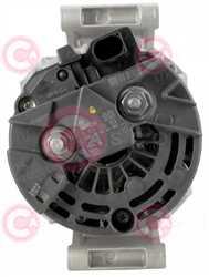 CAL10325 BACK BOSCH Type 12V 90Amp PFR6