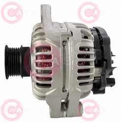 CAL10326 SIDE BOSCH Type 12V 140Amp PFR6
