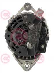 CAL10333 BACK BOSCH Type 12V 120Amp PR5