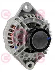CAL10334 FRONT BOSCH Type 12V 120Amp PFR6