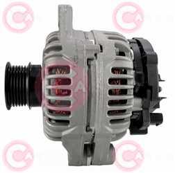 CAL10334 SIDE BOSCH Type 12V 120Amp PFR6