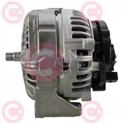 CAL10337 SIDE BOSCH Type 12V 150Amp PR9