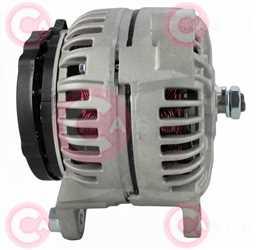 CAL10341 SIDE BOSCH Type 12V 150Amp PR6