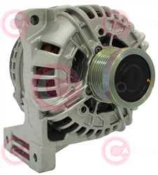 CAL10342 FRONT BOSCH Type 12V 160Amp PFR6