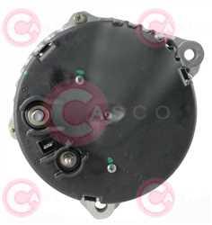 CAL10351 BACK BOSCH Type 12V 150Amp PR6