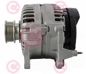 CAL10353 SIDE BOSCH Type 12V 90Amp PFR5