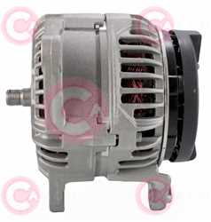 CAL10356 SIDE BOSCH Type 12V 150Amp