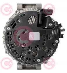 CAL10363 BACK BOSCH Type 12V 220Amp PFR8