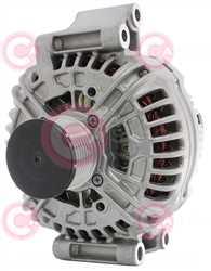 CAL10367 FRONT BOSCH Type 12V 206Amp PFR7