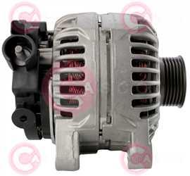 CAL10369 SIDE BOSCH Type 12V 150Amp PR6