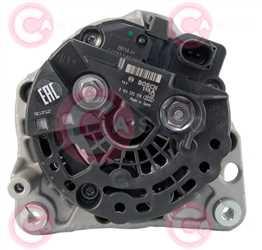 CAL10372 BACK BOSCH Type 12V 110Amp PFR6