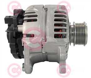 CAL10372 SIDE BOSCH Type 12V 110Amp PFR6