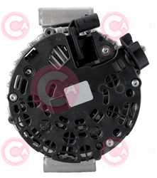 CAL10377 BACK BOSCH Type 12V 180Amp PFR6
