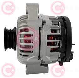 CAL10419 SIDE BOSCH Type 12V 90Amp PR5
