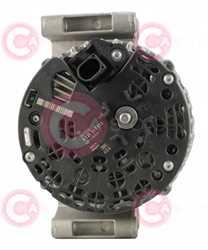 CAL10425 BACK BOSCH Type 12V 150Amp