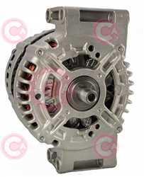 CAL10425 FRONT BOSCH Type 12V 150Amp