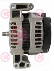 CAL10425 SIDE BOSCH Type 12V 150Amp