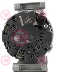 CAL10430 BACK BOSCH Type 12V 150Amp PFR6