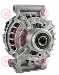 CAL10430 FRONT BOSCH Type 12V 150Amp PFR6
