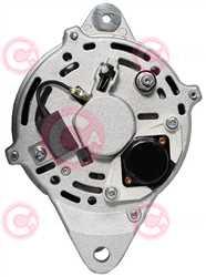 CAL10431 BACK BOSCH Type 12V 55Amp PV1