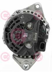CAL10432 BACK BOSCH Type 12V 150Amp PR7