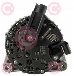 CAL10434 BACK BOSCH Type 12V 180Amp PFR6