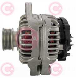 CAL10437 SIDE BOSCH Type 12V 105Amp PFR6