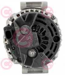 CAL10441 BACK BOSCH Type 12V 150Amp PFR6