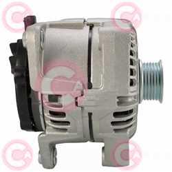 CAL10442 SIDE BOSCH Type 12V 140Amp PR6