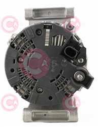 CAL10444 BACK BOSCH Type 12V 150Amp PFR7
