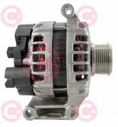 CAL10444 SIDE BOSCH Type 12V 150Amp PFR7