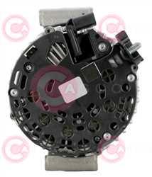 CAL10445 BACK BOSCH Type 12V 180Amp PFR7