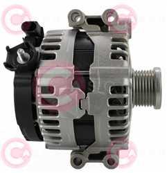 CAL10445 SIDE BOSCH Type 12V 180Amp PFR7