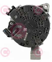 CAL10449 BACK BOSCH Type 12V 180Amp PFR5