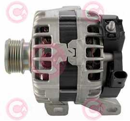 CAL10449 SIDE BOSCH Type 12V 180Amp PFR5