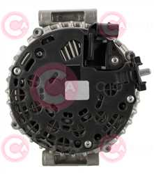 CAL10454 BACK BOSCH Type 12V 220Amp PR7