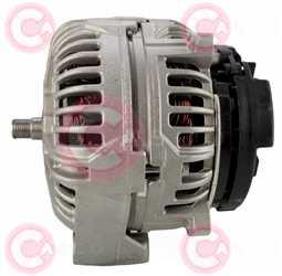 CAL10463 SIDE BOSCH Type 12V 150Amp
