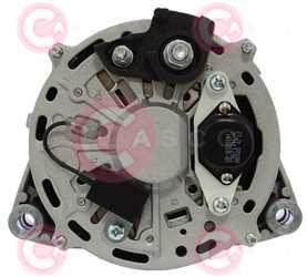 CAL10467 BACK BOSCH Type 12V 80Amp PV6