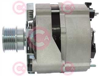 CAL10467 SIDE BOSCH Type 12V 80Amp PV6