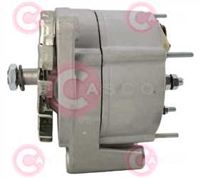 CAL10468 SIDE BOSCH Type 12V 95Amp