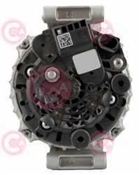 CAL10469 BACK BOSCH Type 12V 140Amp PFR6