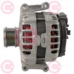 CAL10469 SIDE BOSCH Type 12V 140Amp PFR6