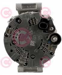 CAL10474 BACK BOSCH Type 12V 150Amp PFR6