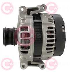 CAL10474 SIDE BOSCH Type 12V 150Amp PFR6
