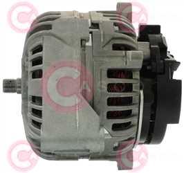 CAL10480 SIDE BOSCH Type 12V 150Amp
