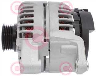 CAL10484 SIDE BOSCH Type 12V 100Amp PR5