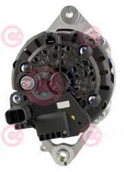 CAL10499 BACK BOSCH Type 12V 80Amp PV1