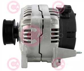 CAL10501 SIDE BOSCH Type 12V 120Amp PR6