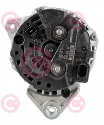 CAL10502 BACK BOSCH Type 12V 120Amp PR8