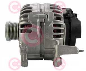 CAL10508 SIDE BOSCH Type 12V 140Amp PFR6